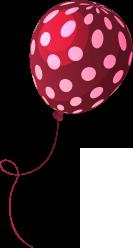 Round Red Balloon